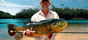 Have A Great Fishing Experience In The Amazon River