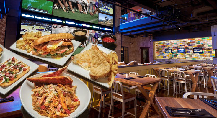 Orlando's Top Three Sports Bars
