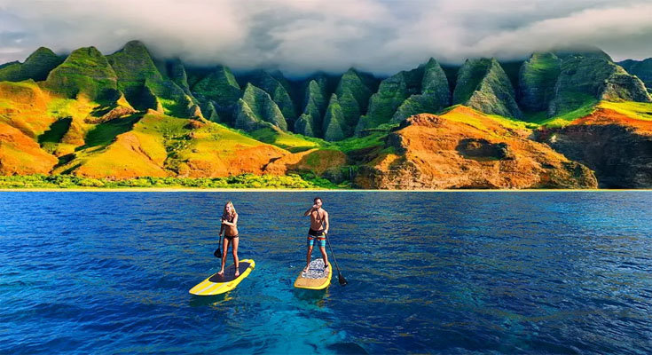 Popular Vacation Attractions in Hawaii