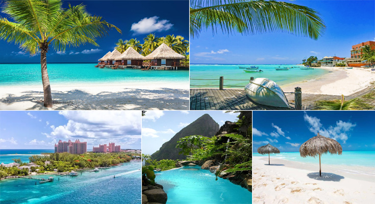 5 Best Caribbean Islands You Should Consider Visiting For A Vacation