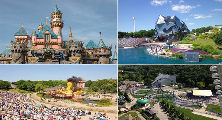 Best Recreation Parks to Visit in France